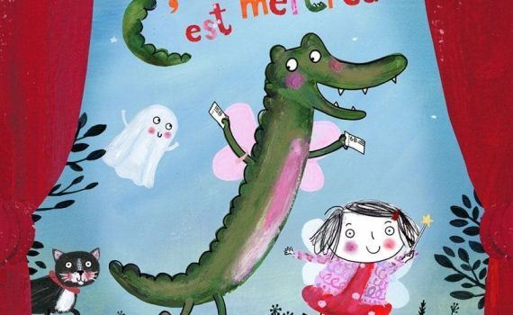 "Affiche du film ""Youpi ! C'est mercredi"""