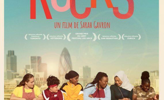 "Affiche du film ""Rocks"""