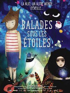 """Affiche du film """"Balades sous les étoiles"""""""
