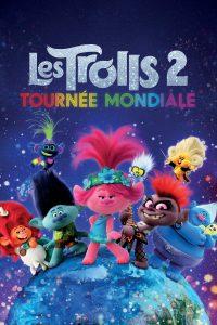 """Affiche du film """"Les Trolls 2: Tournée mondiale"""""""