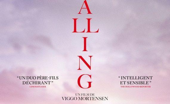 "Affiche du film ""Falling"""