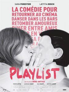 "Affiche du film ""Playlist"""