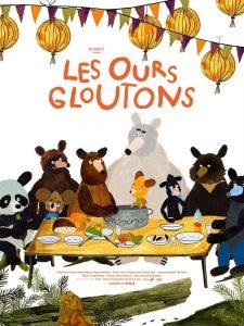 """Affiche du film """"Les Ours gloutons"""""""