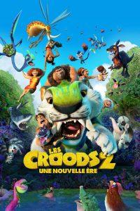 """Affiche du film """"Les Croods 2: Une nouvelle ère"""""""