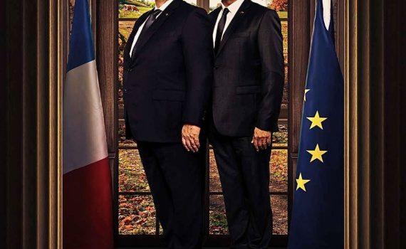 """Affiche du film """"Présidents"""""""