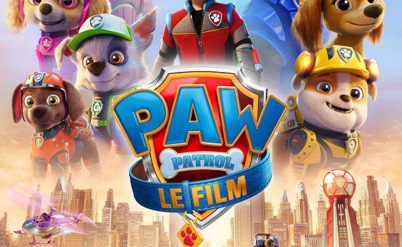 """Affiche du film """"La Pat' Patrouille Le Film"""""""
