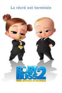 """Affiche du film """"Baby boss 2 : Une affaire de famille"""""""