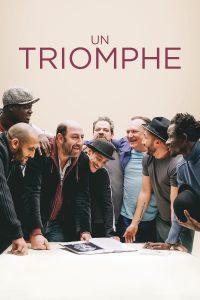 """Affiche du film """"Un triomphe"""""""
