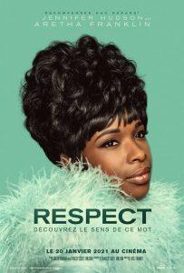 """Affiche du film """"Respect"""""""