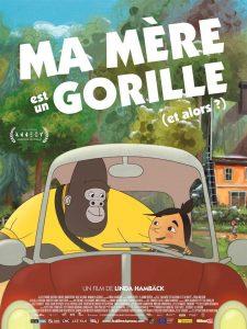 """Affiche du film """"Ma mère est un gorille (et alors?)"""""""