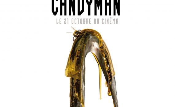 """Affiche du film """"Candyman"""""""
