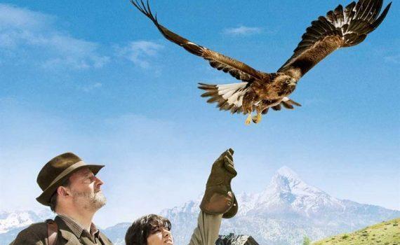 """Affiche du film """"L'aigle et l'enfant"""""""