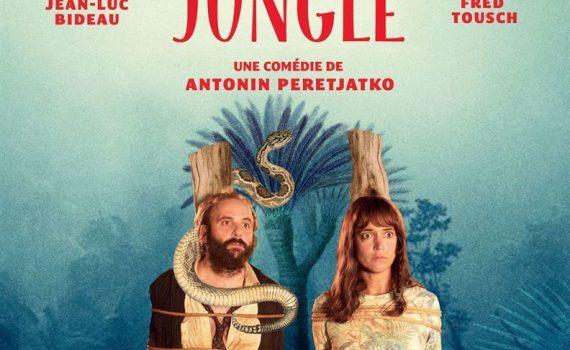 """Affiche du film """"La loi de la jungle"""""""