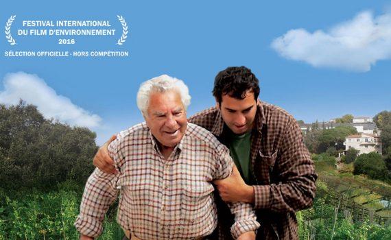 """Affiche du film """"Le potager de mon grand-père"""""""