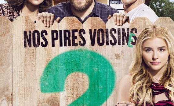"""Affiche du film """"Nos Pires Voisins 2"""""""