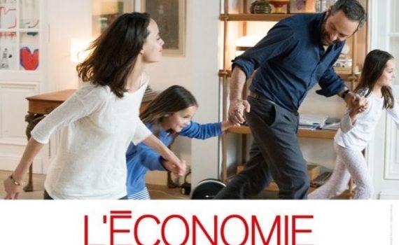 """Affiche du film """"L'économie du couple"""""""