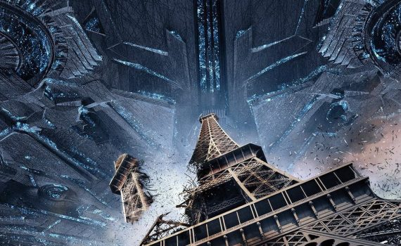 "Affiche du film ""Independence Day : Résurgence"""