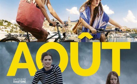 "Affiche du film ""Juillet-août"""