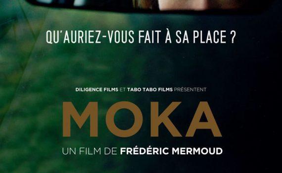 """Affiche du film """"Moka"""""""