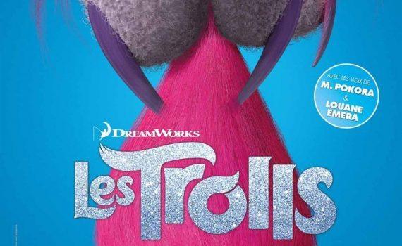 """Affiche du film """"Les Trolls"""""""