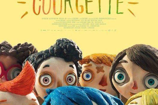 """Affiche du film """"Ma vie de courgette"""""""