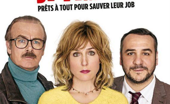 """Affiche du film """"Les Têtes de l'emploi"""""""