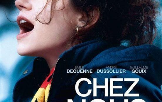 """Affiche du film """"Chez nous"""""""