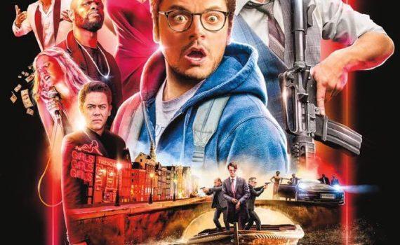 """Affiche du film """"Gangsterdam"""""""