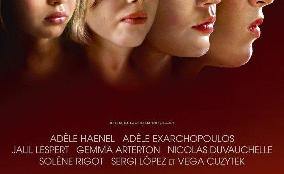 "Affiche du film ""Orpheline"""