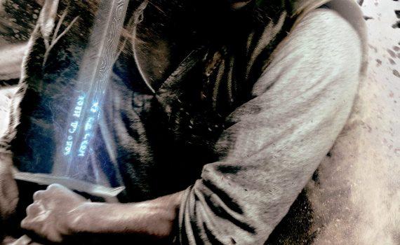 """Affiche du film """"Le roi Arthur: la légende d'Excalibur"""""""