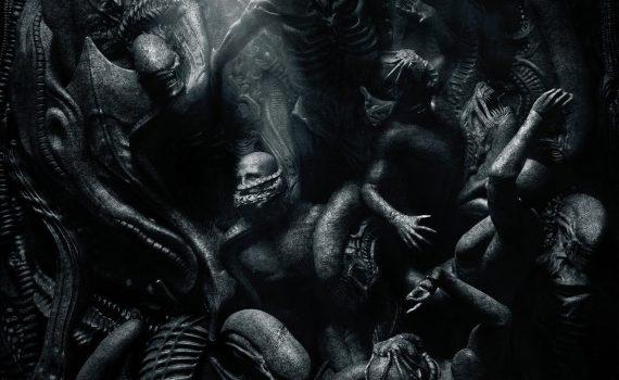 """Affiche du film """"Alien : Covenant"""""""