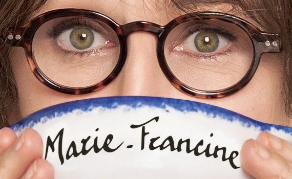 """Affiche du film """"Marie-Francine"""""""
