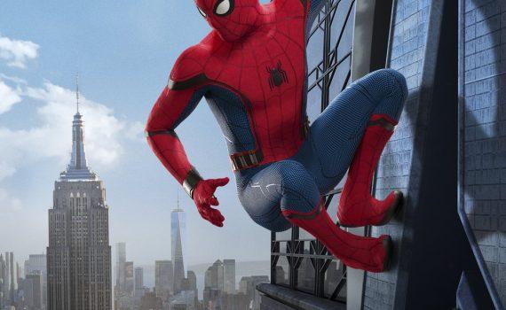 """Affiche du film """"Spider-Man : Homecoming"""""""
