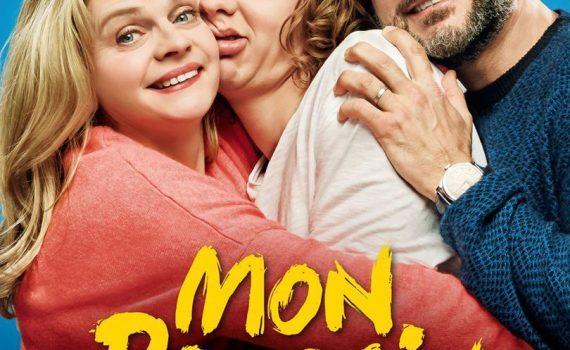 """Affiche du film """"Mon poussin"""""""