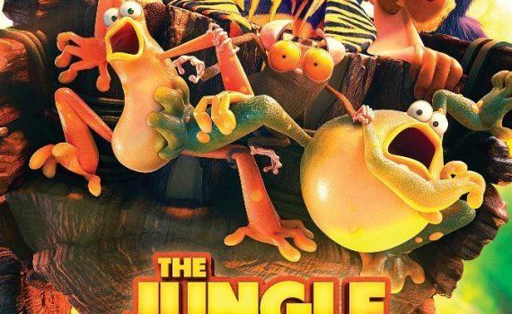 """Affiche du film """"Les As de la Jungle"""""""