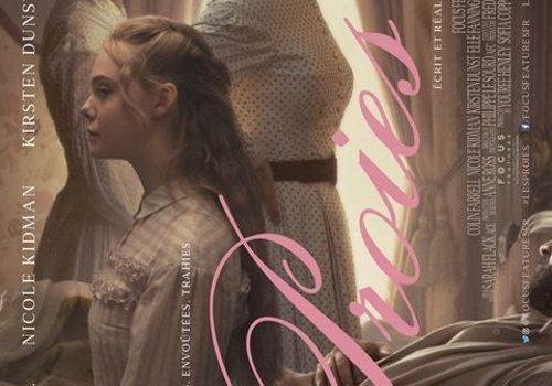 """Affiche du film """"Les Proies"""""""