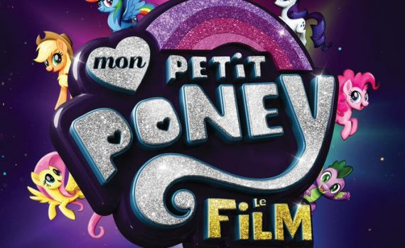 "Affiche du film ""My Little Pony : Le film"""