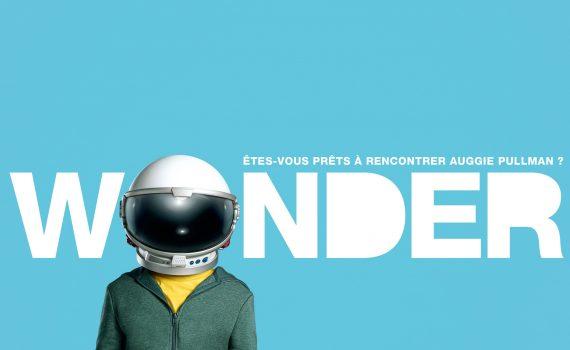 """Affiche du film """"Wonder"""""""