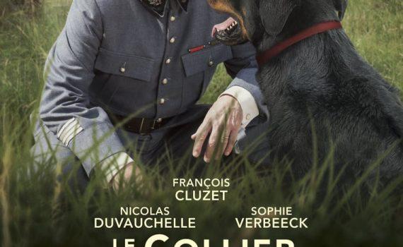 """Affiche du film """"Le Collier Rouge"""""""