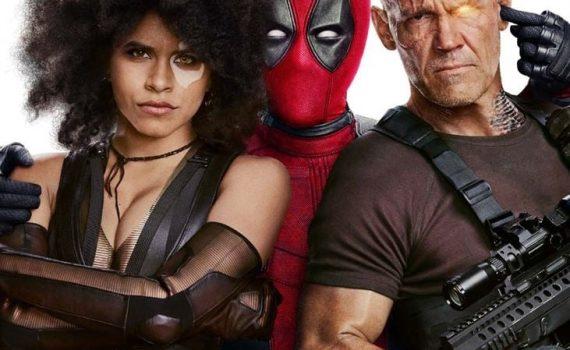 """Affiche du film """"Deadpool 2"""""""