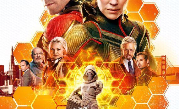 """Affiche du film """"Ant-Man et la Guêpe"""""""