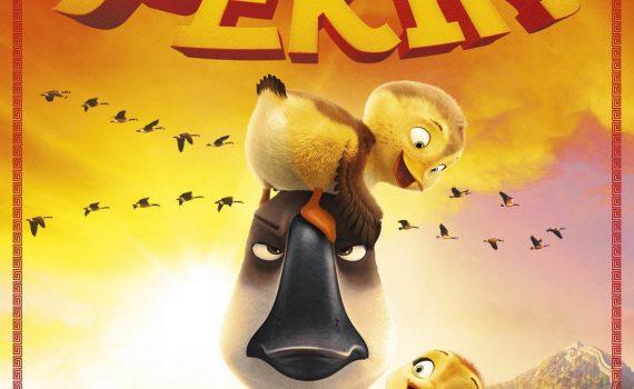 """Affiche du film """"Destination Pékin !"""""""