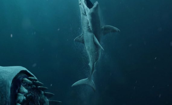 """Affiche du film """"En eaux troubles"""""""