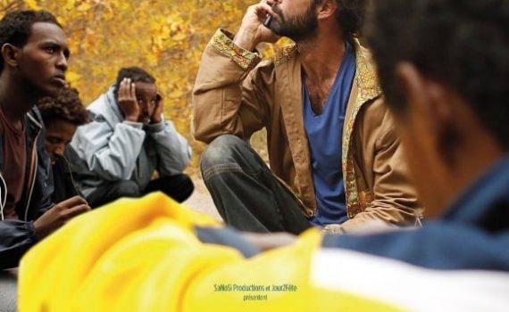 """Affiche du film """"Libre"""""""