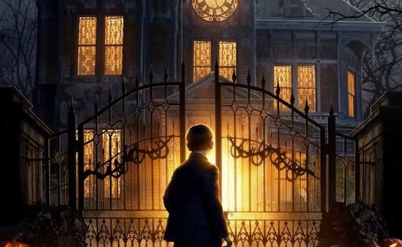 """Affiche du film """"La Prophétie de l'horloge"""""""
