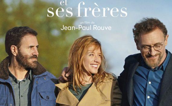 """Affiche du film """"Lola et ses frères"""""""