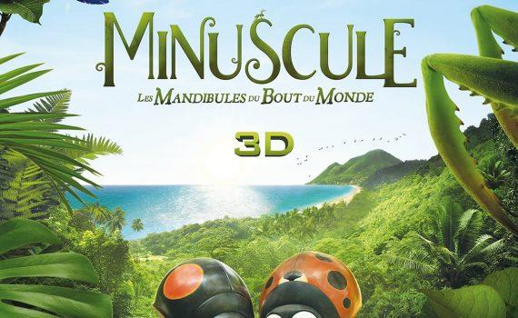 """Affiche du film """"Minuscule 2 - Les mandibules du bout du monde"""""""
