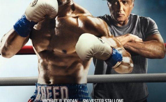 "Affiche du film ""Creed II"""