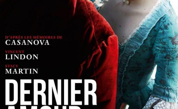 "Affiche du film ""Dernier Amour"""