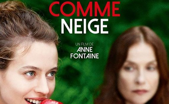 """Affiche du film """"Blanche comme neige"""""""